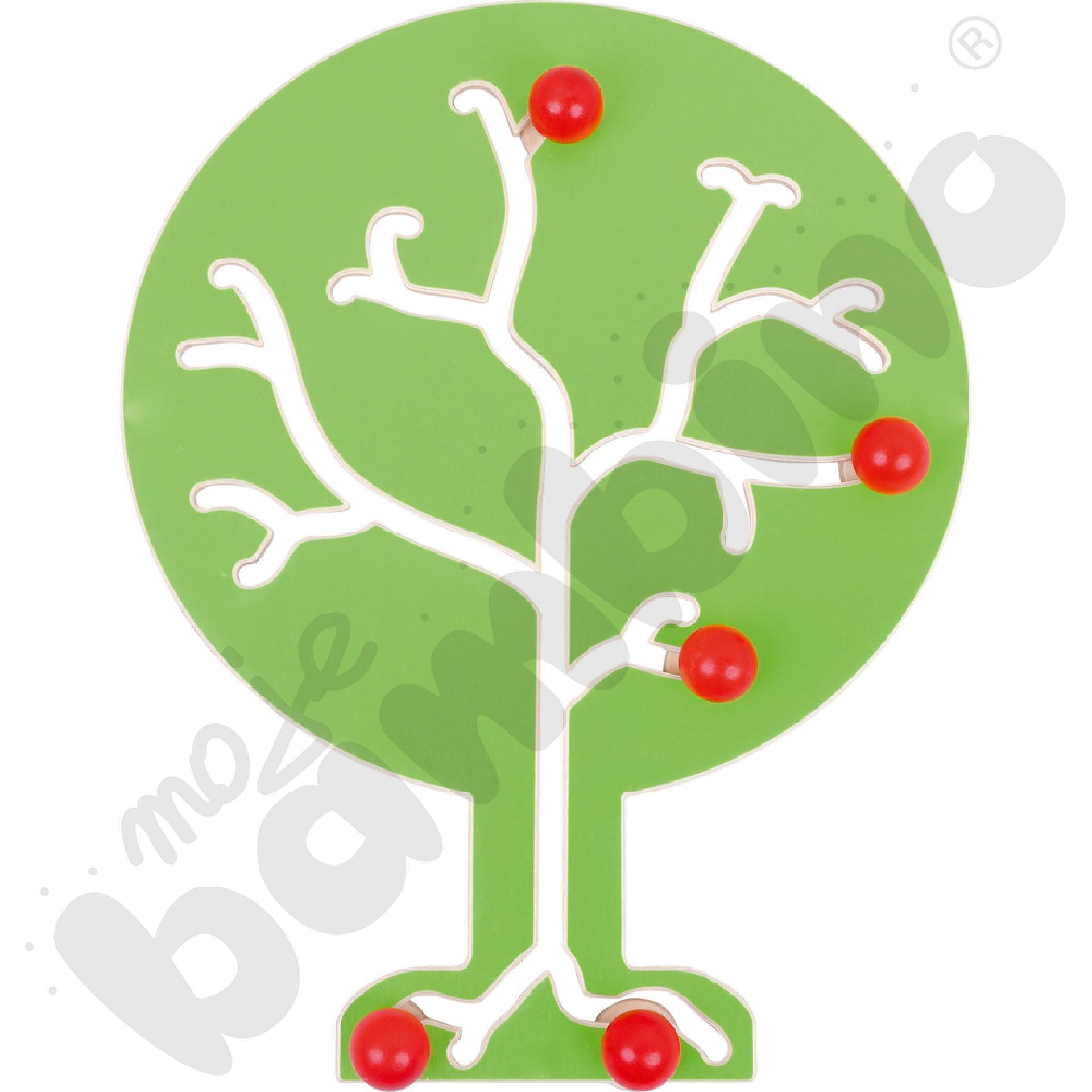 Przesuwanka Drzewo małe