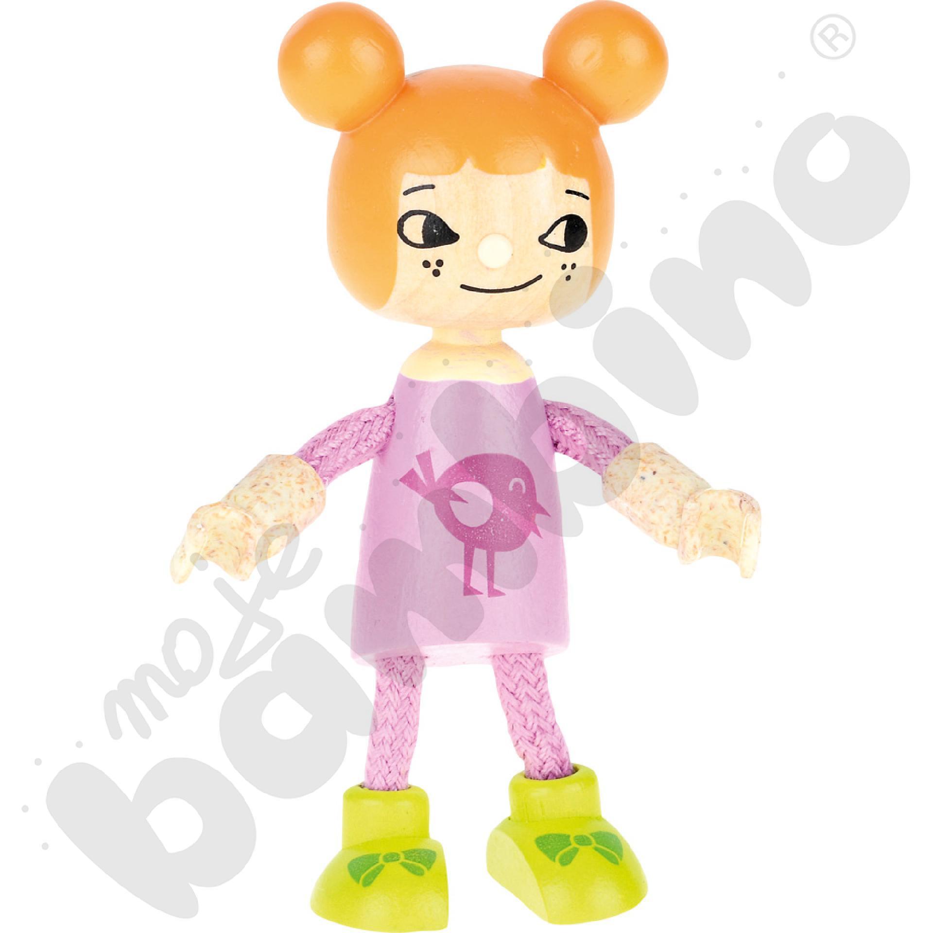 Figurka - córka