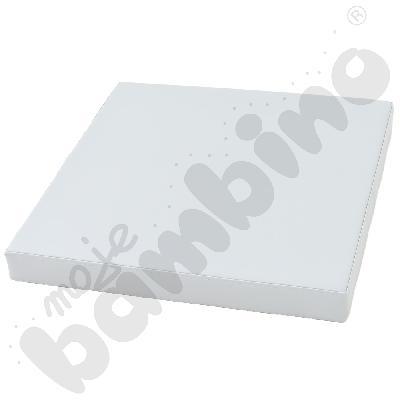 Materac kwadratowy - szary