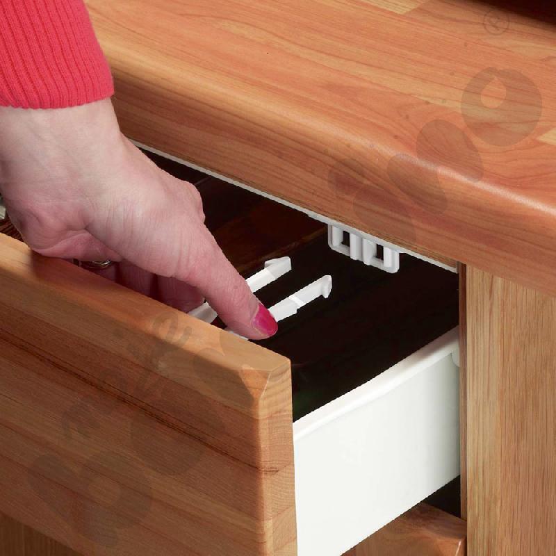Zabezpieczenie do szuflad 2