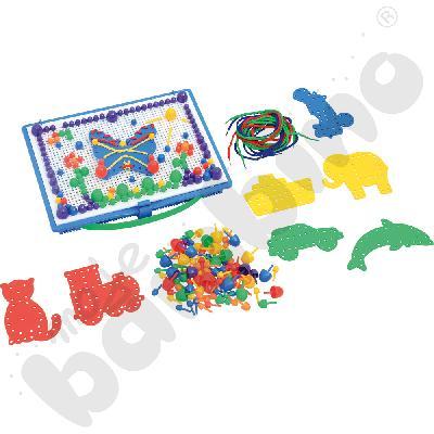 Mozaika zwierzątka