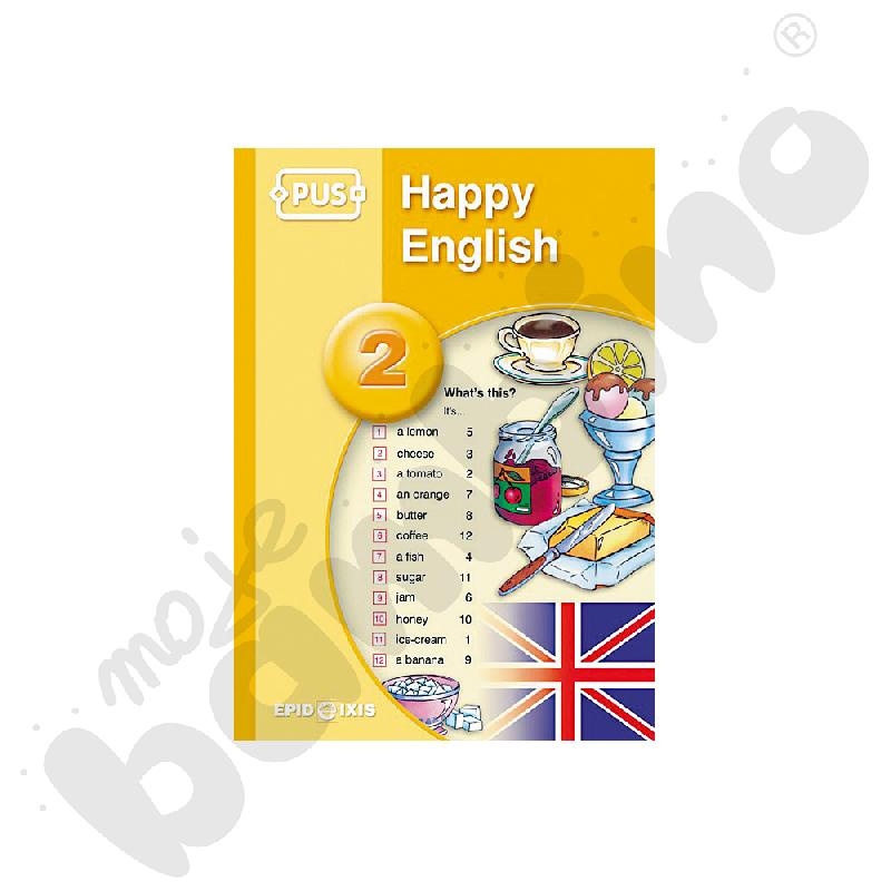 Happy English 2