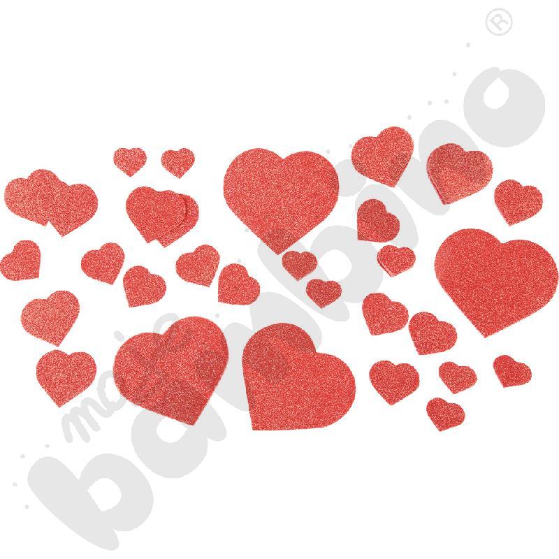 Piankowe serca