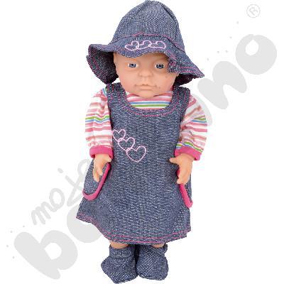 Ubranka dla lalek - dziewczynka