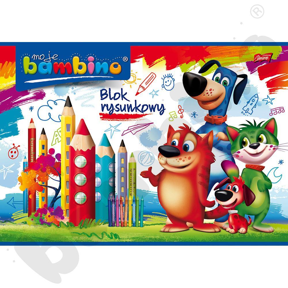 Blok rysunkowy A4