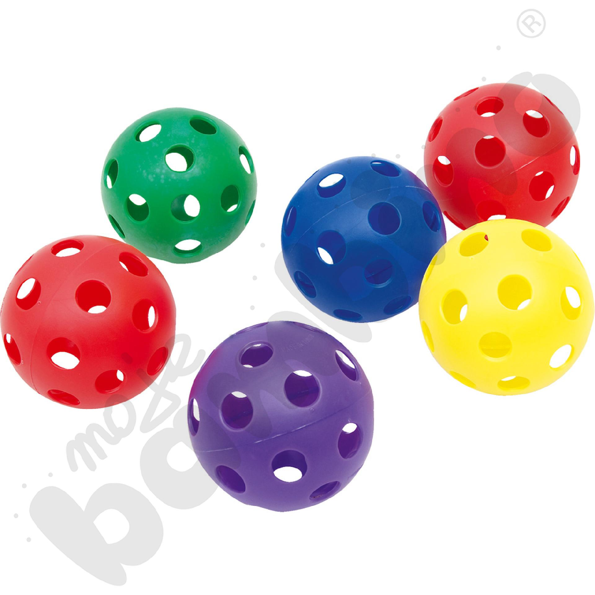 Piłki ażurowe 9,2 cm