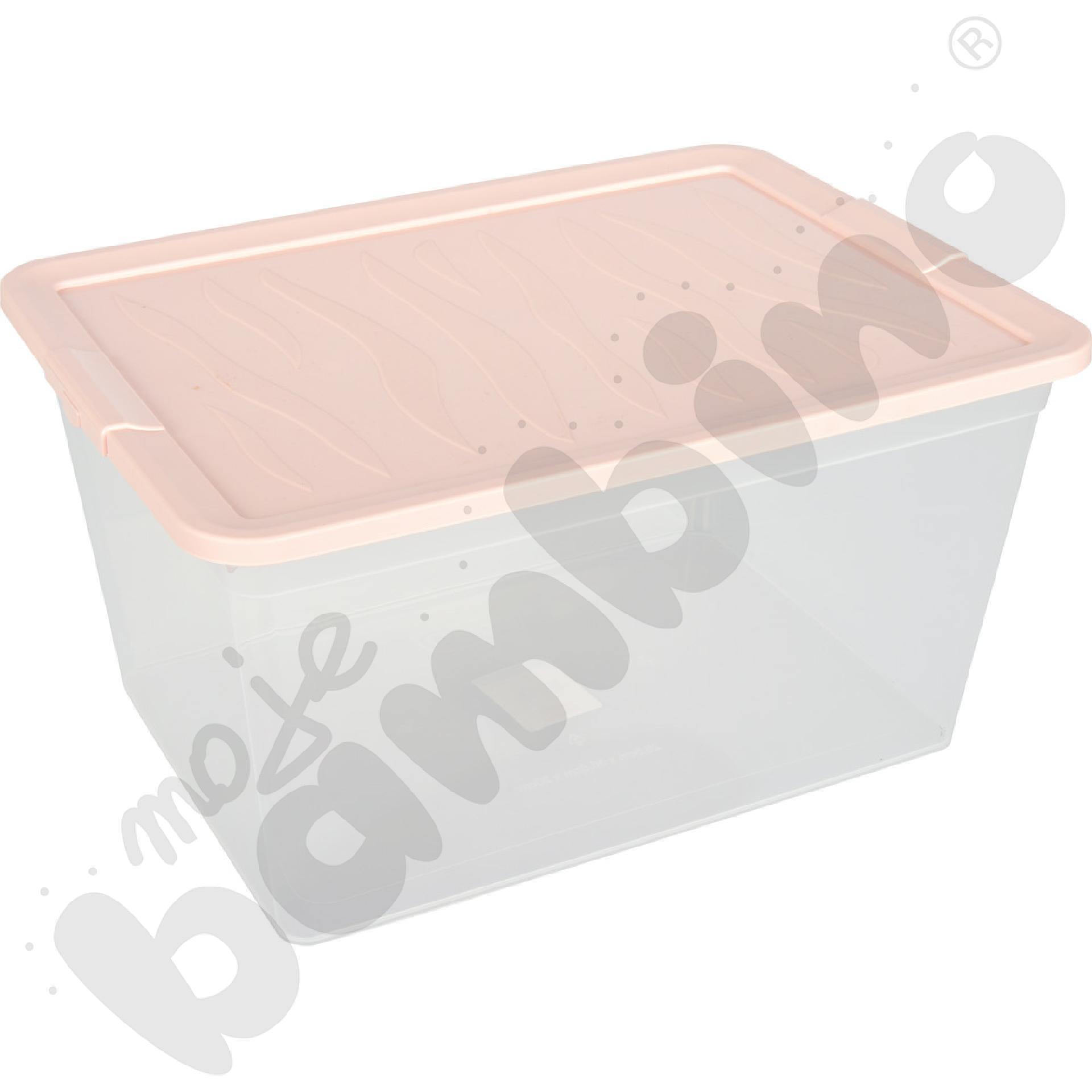 Pojemnik Z-Box 30 l - mix kolorów