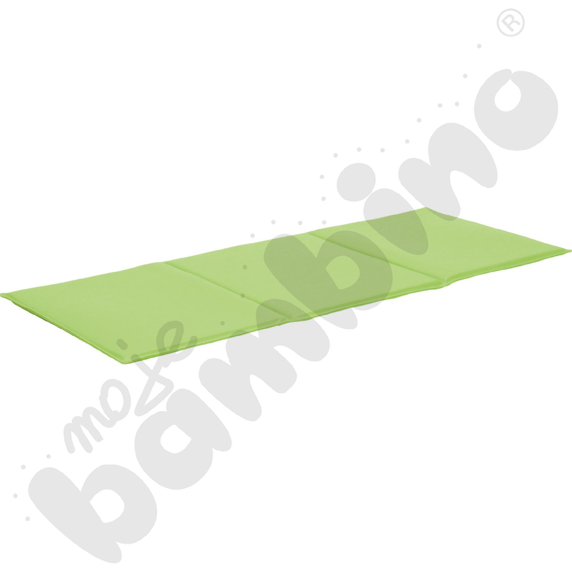 Mata gimnastyczna zielona -...aaa