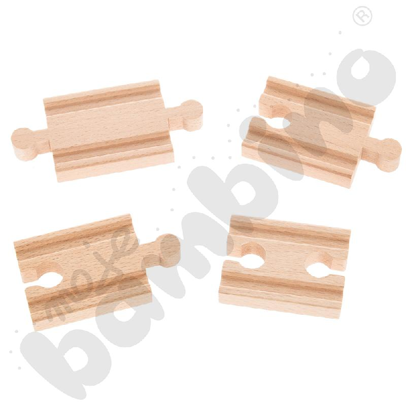Drewniane tory - uzupełnienie 1