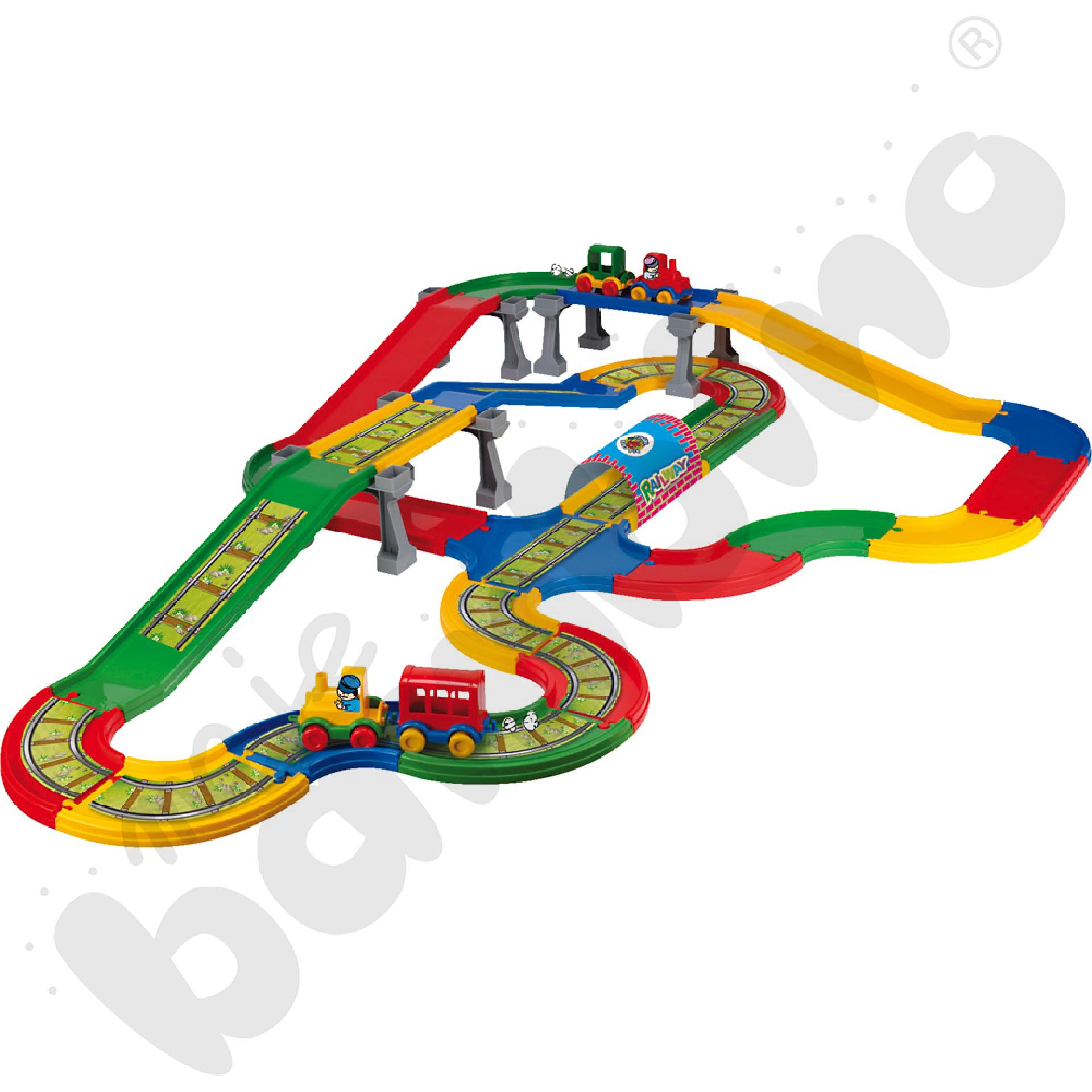 Kid Cars - Miasteczko 6,3 m