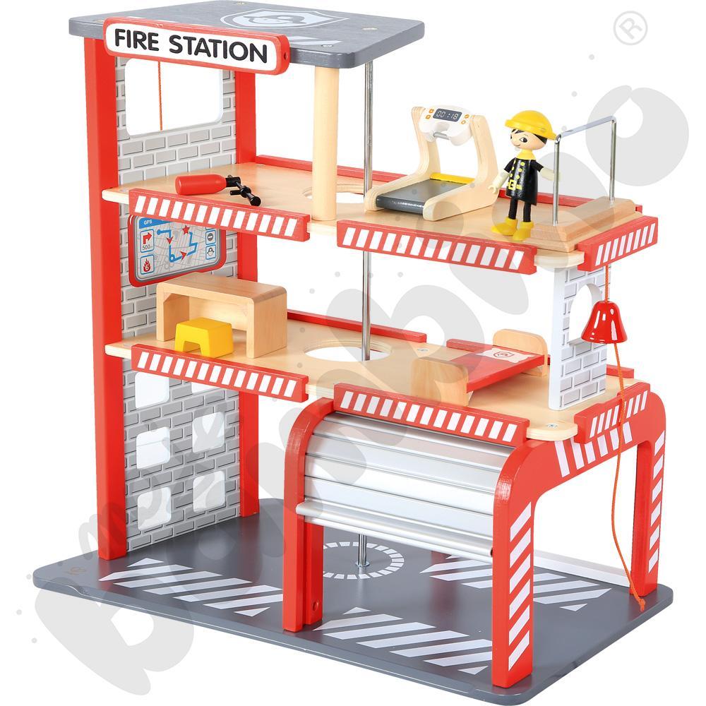 Dom strażaka