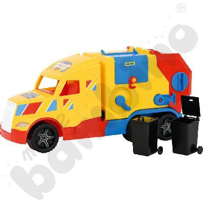 Śmieciarka super truck