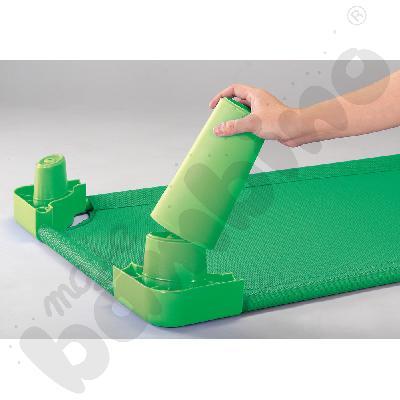 Nóżki do łóżeczek zielone