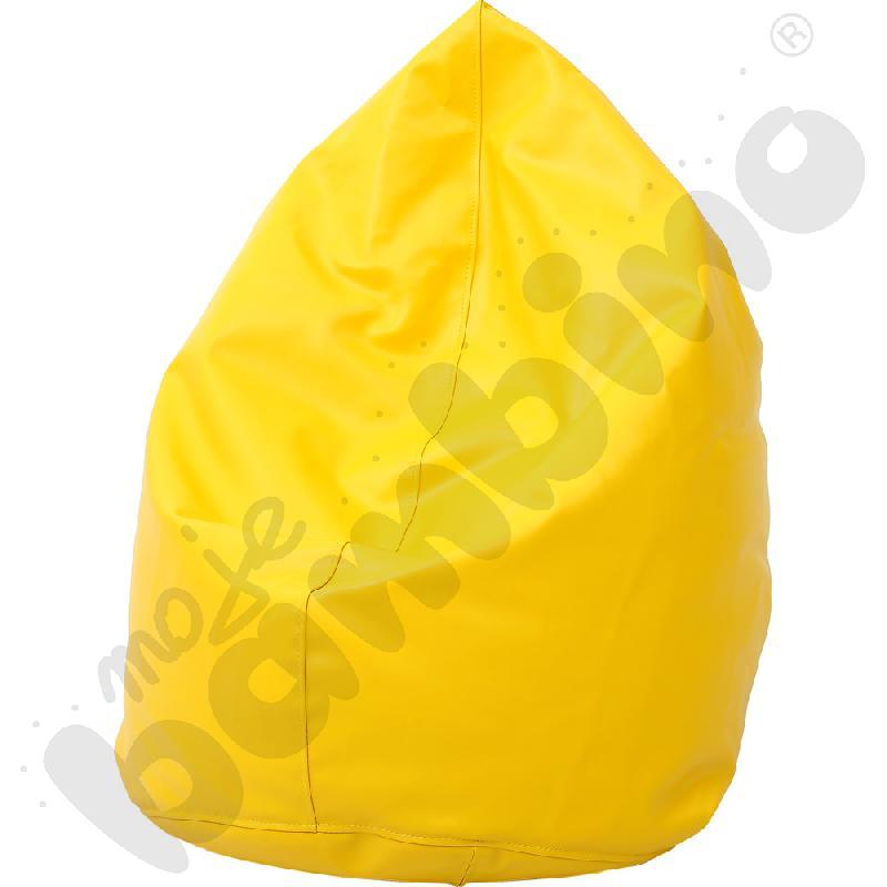 Mini gruszka rehabilitacyjna - żółta