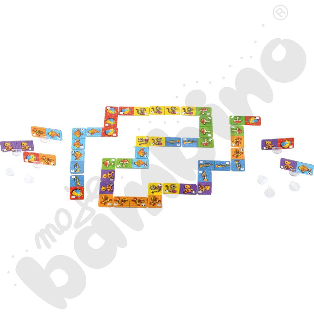 Domino obrazkowe mix