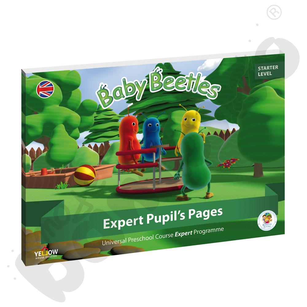 Baby Beetles EXPERT - zeszyt ćwiczeń
