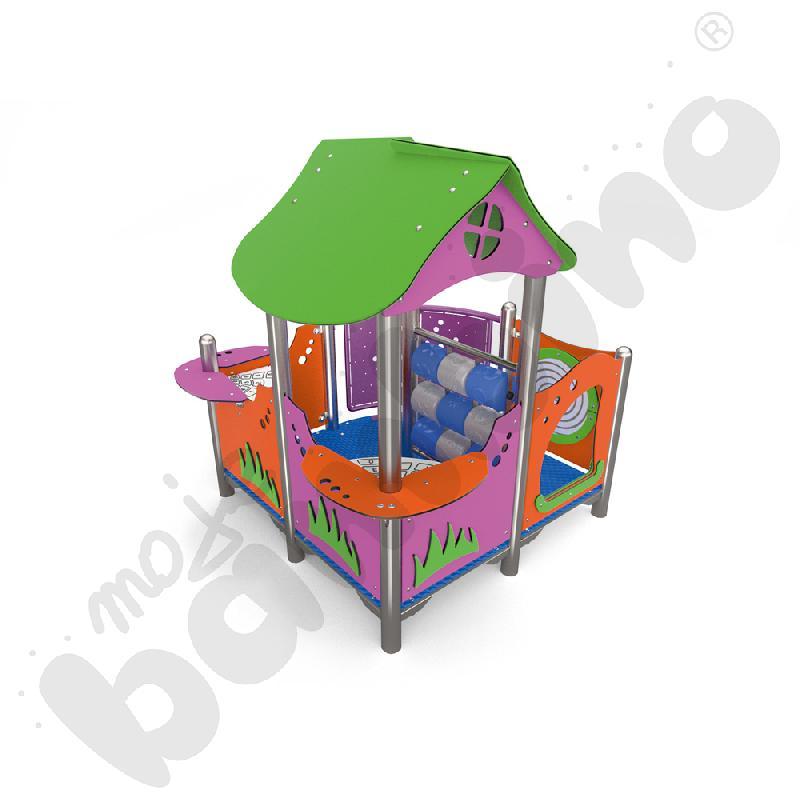 Pałac zabaw insGraf- fioletowy
