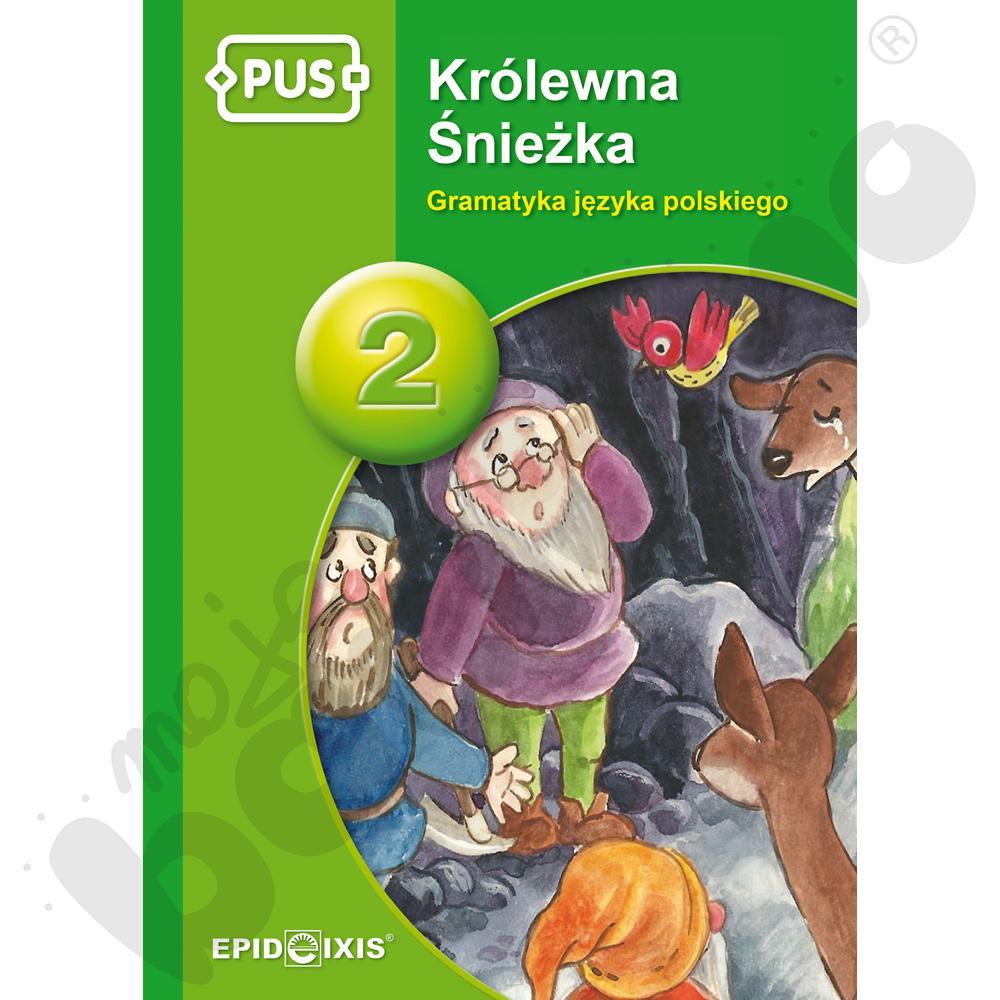 Królewna Śnieżka 2. Gramatyka języka polskiego