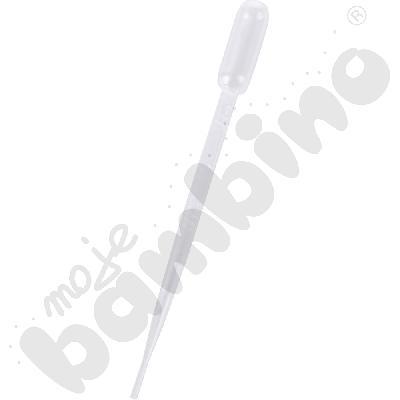 Pipety Pasteura 2 ml, 100 szt.