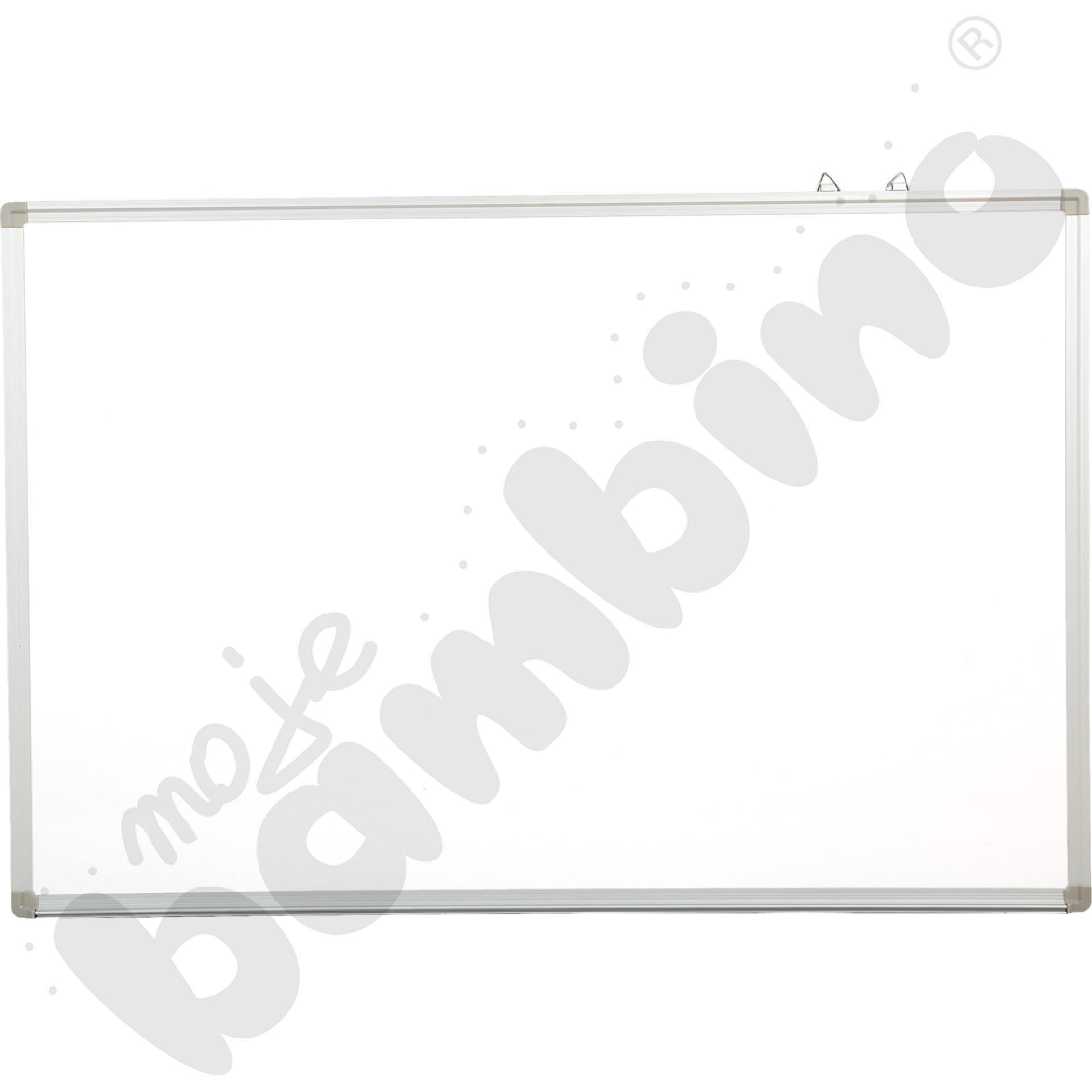 Biała tablica magnetyczna wym. 90 x 60 cm