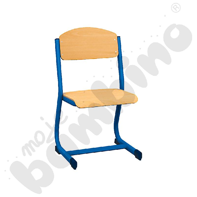 Krzesło IN-C rozm. 4 niebieskie