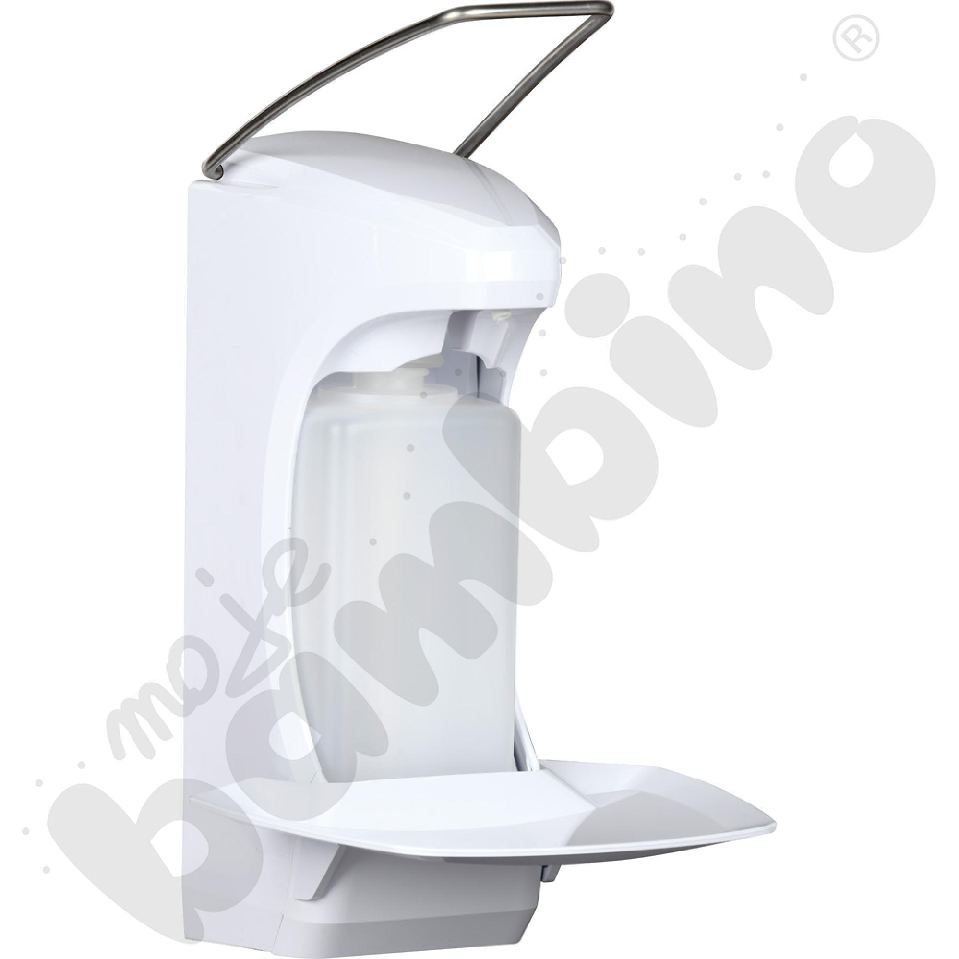 Dozownik płynu dezynfekcyjnego 0,5 l FRESHTEC RX5 łokciowy