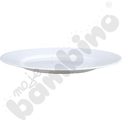 Talerzyk deserowy Arcoroc - biały