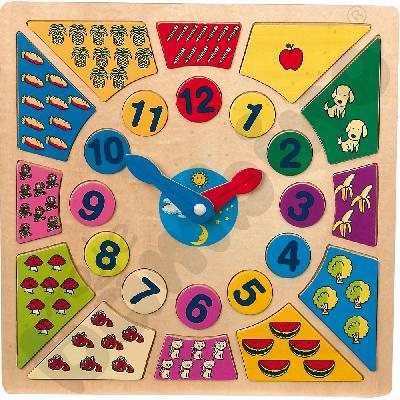 Zegar - puzzle