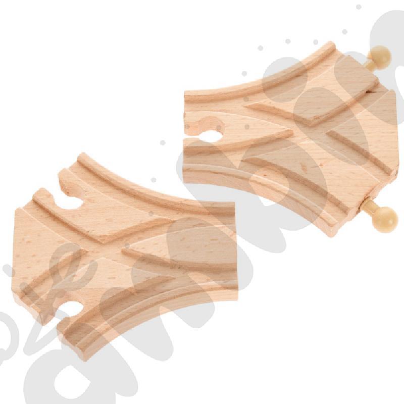 Drewniane tory - uzupełnienie 13