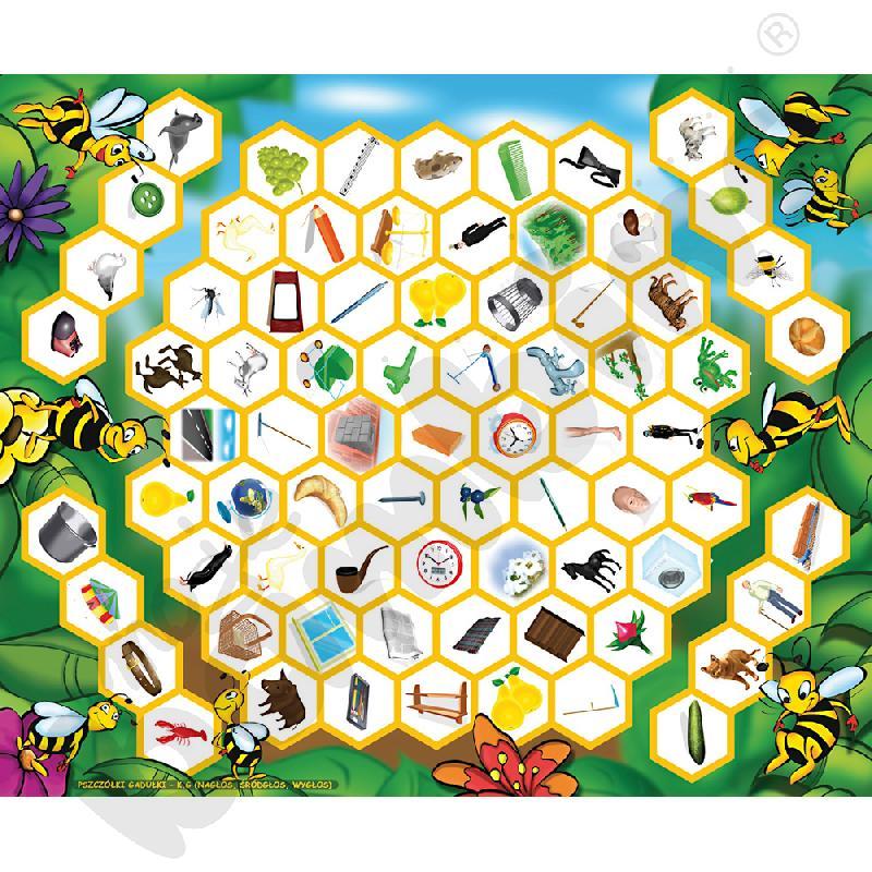 Sadzawka – s, z, c, dz (nagłos, śródgłos, wygłos) - Pszczółki Gadułki – k, g (nagłos, śródgłos, wygłos)