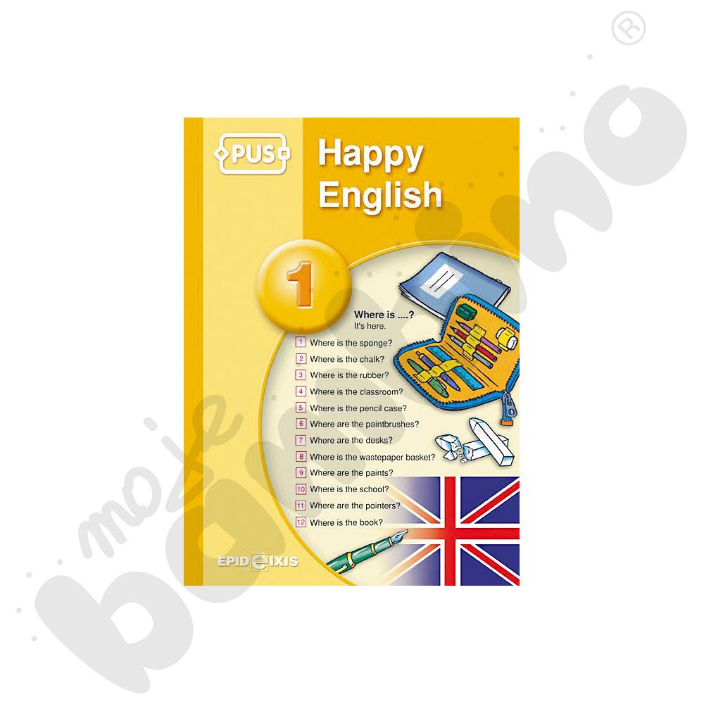 Happy English 1
