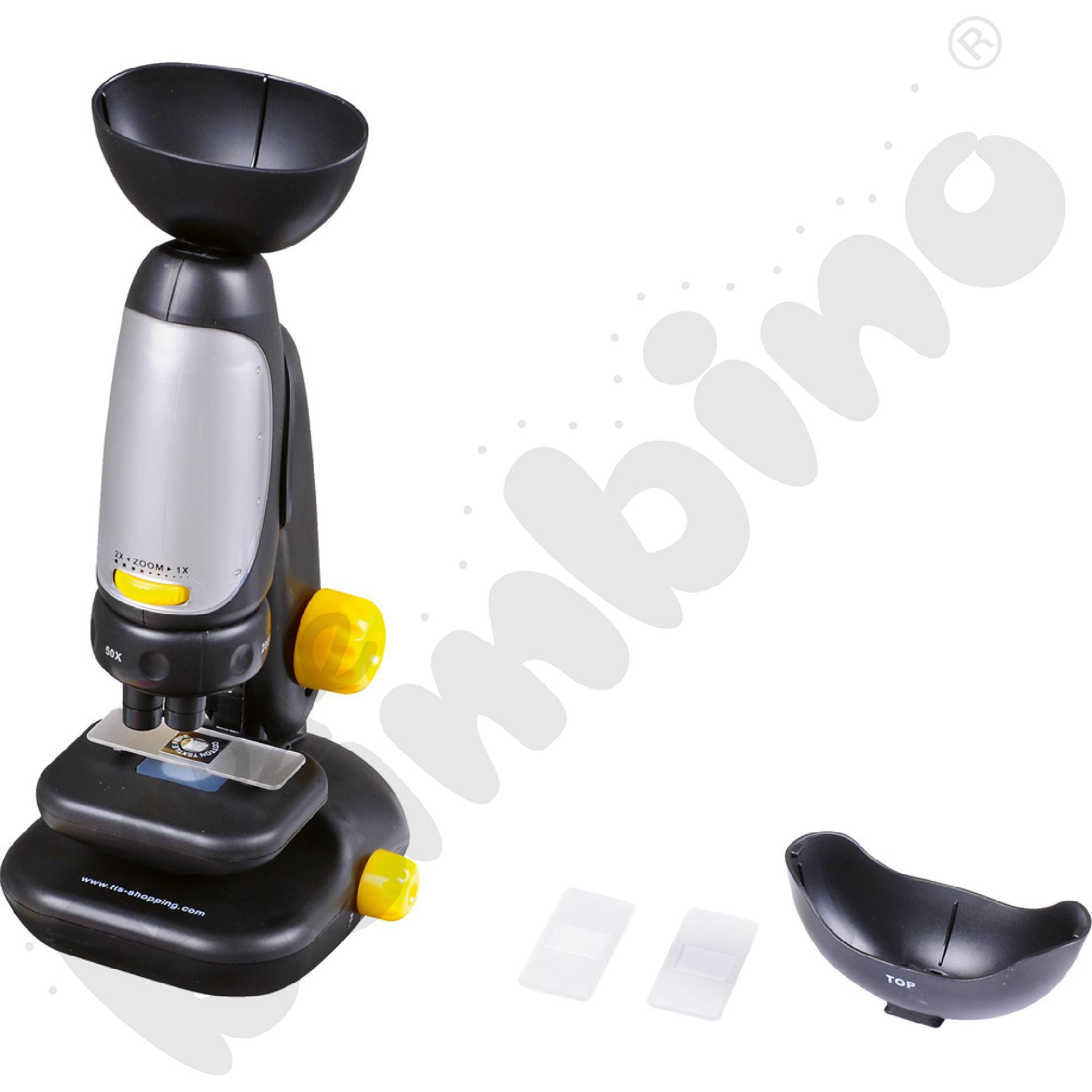 Mikroskop Tuff