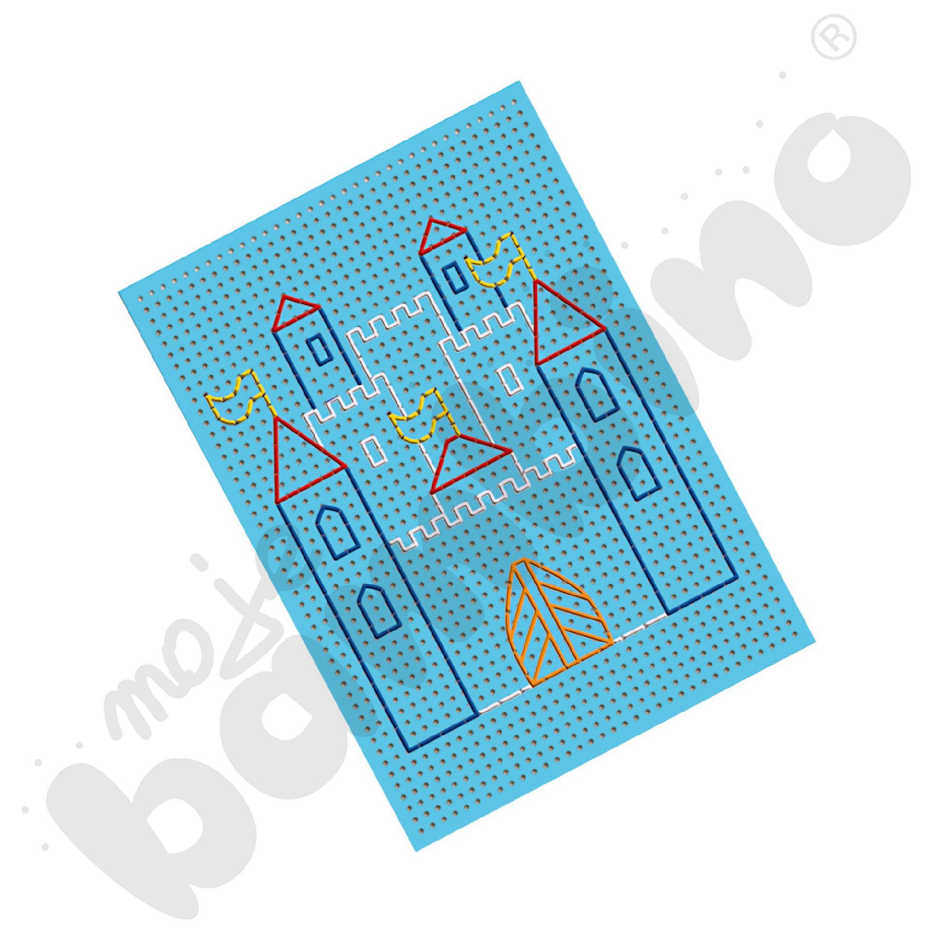 Kartony do wyszywania ze wzorem
