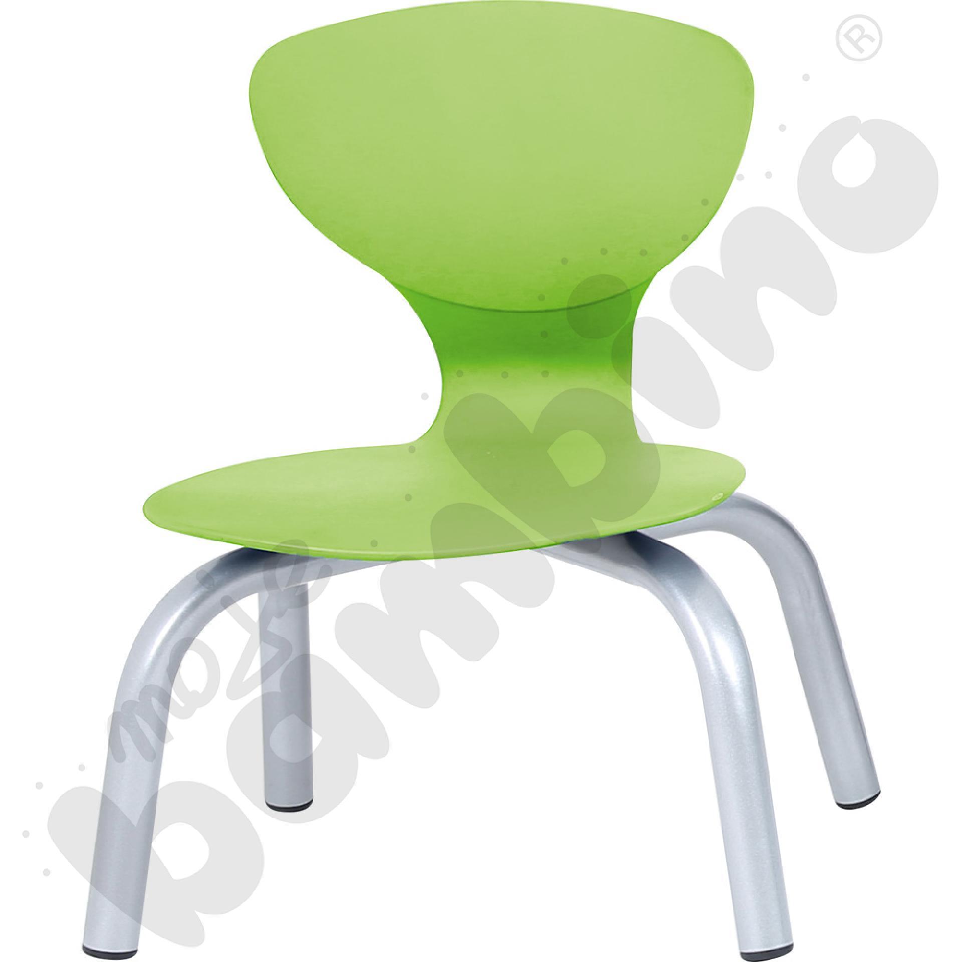 Krzesło Flexi zielone rozm. 2