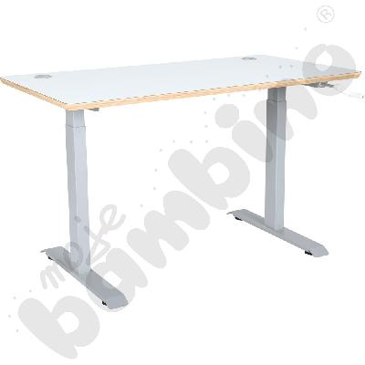 Stół Hugo HPL z manualnie...