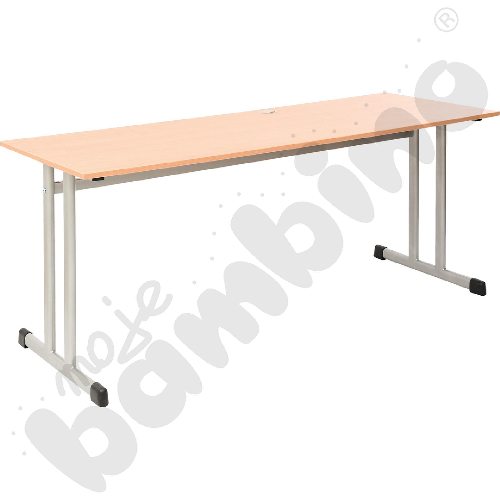 Stół IN-K 3-os srebrny rozm. 6