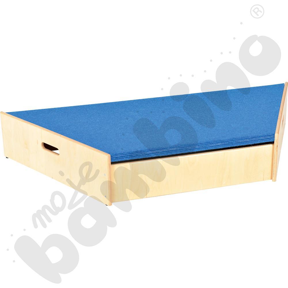 Podest trapezowy - wys. 42 cm