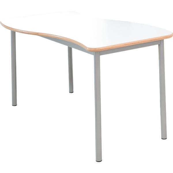 Stół Mila falisty duży 140x72