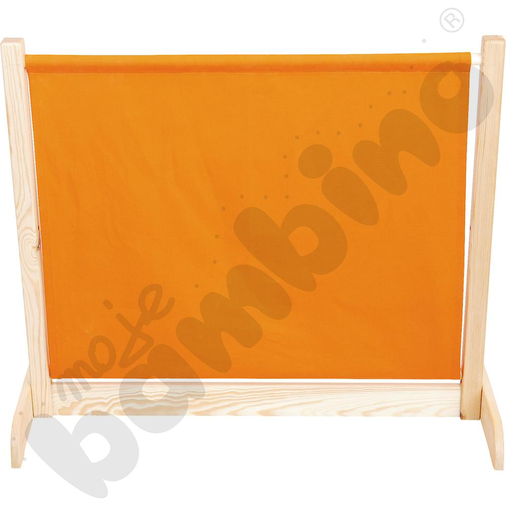 Parawan pomarańczowy