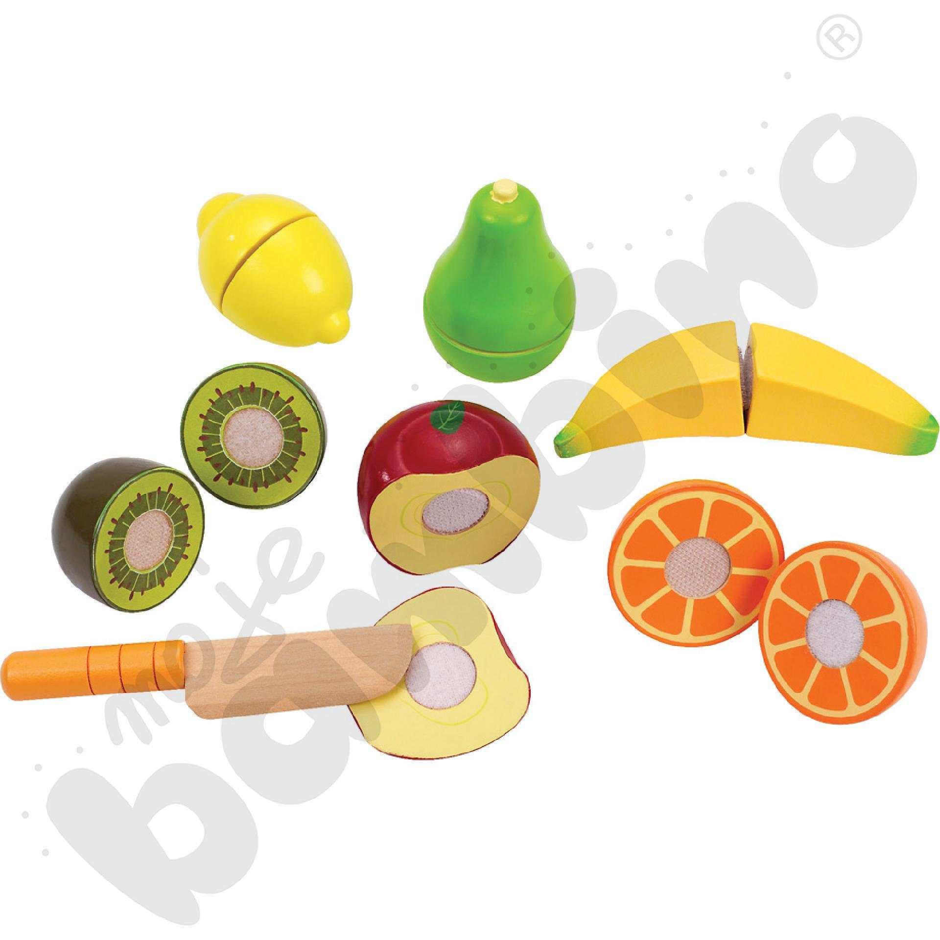 Zestaw owocowy
