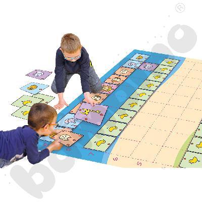 Programowanie w ruchu: Złapmy lwa! Gra dywanowa dla zaawansowanych
