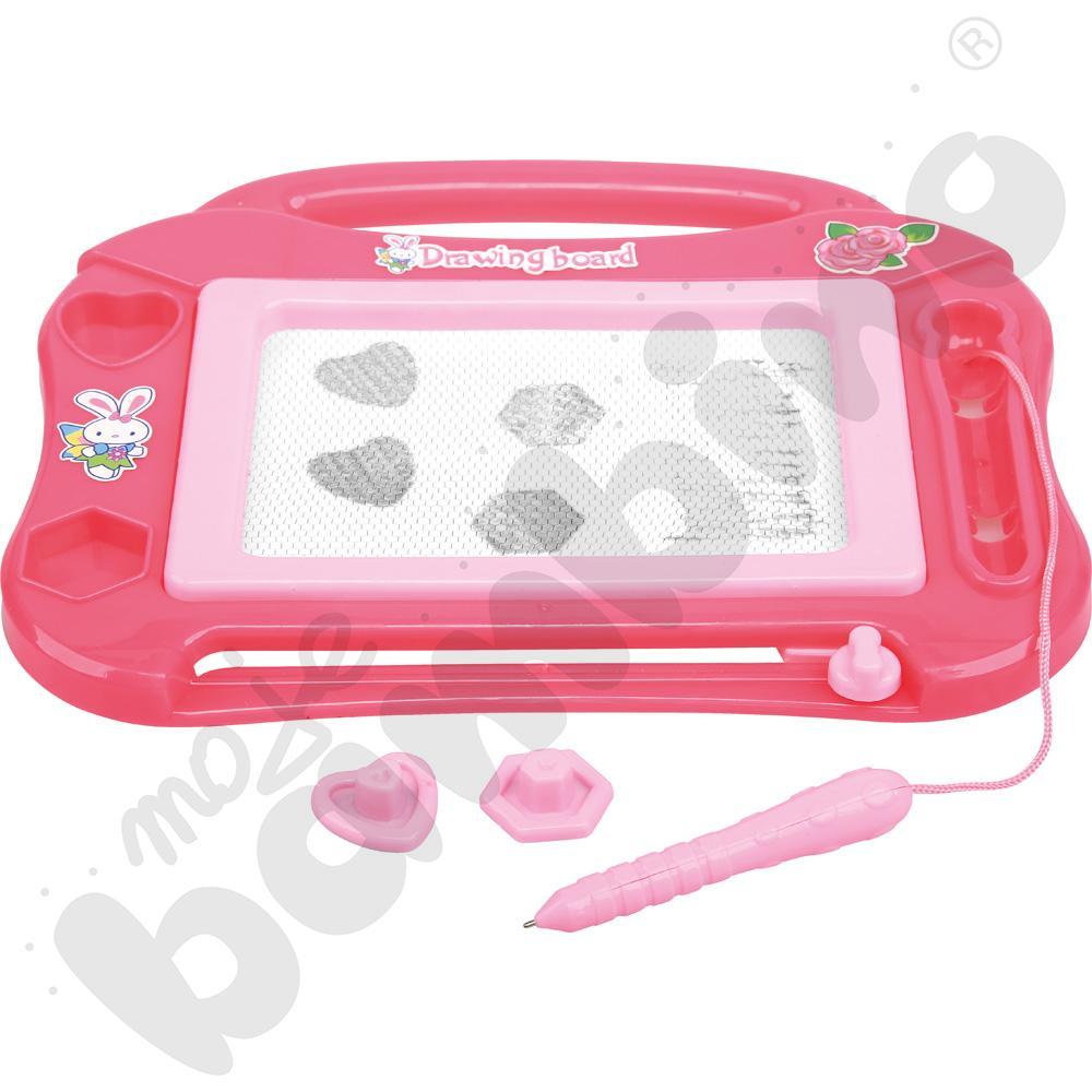 Tablet do rysowania - różowy
