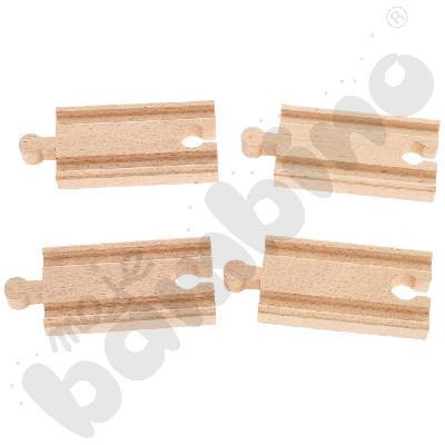 Drewniane tory - uzupełnienie 2