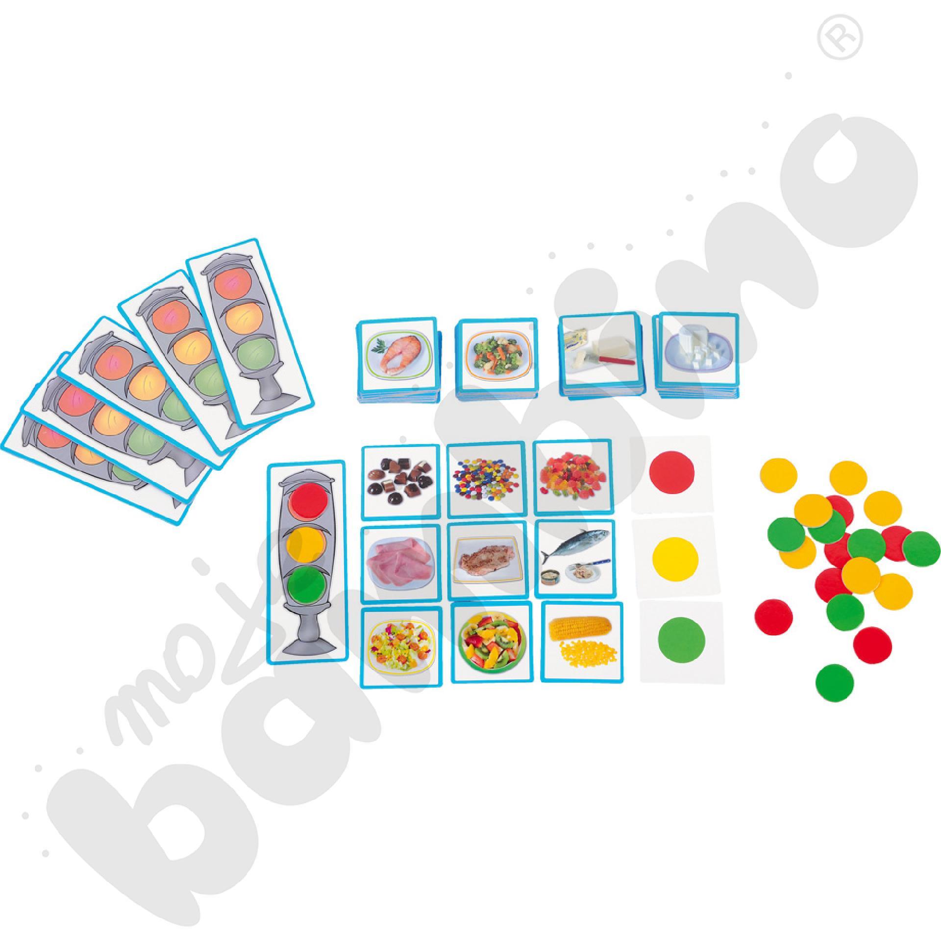 Sygnalizator - zdrowe odżywianie