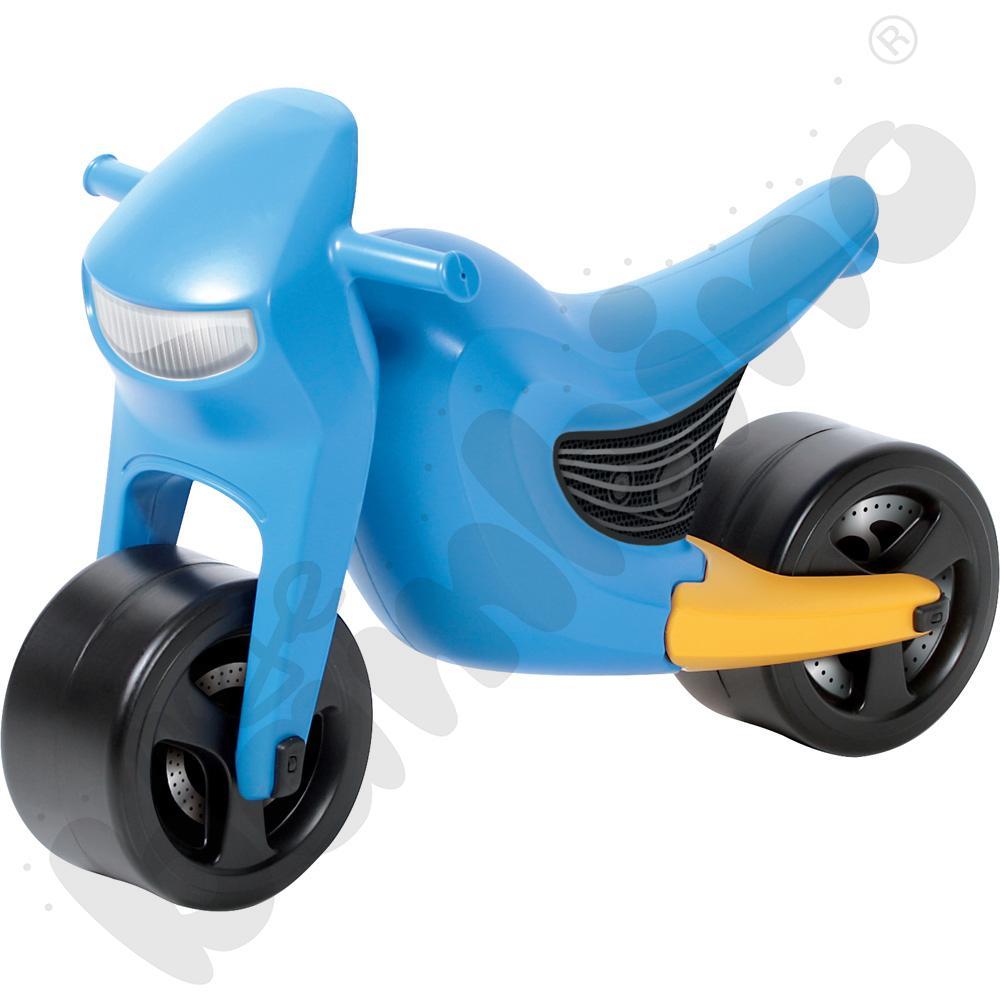 Motorek Speedee - niebieskiaaa