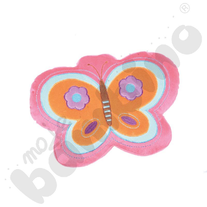 Poduszka FLAT motylek