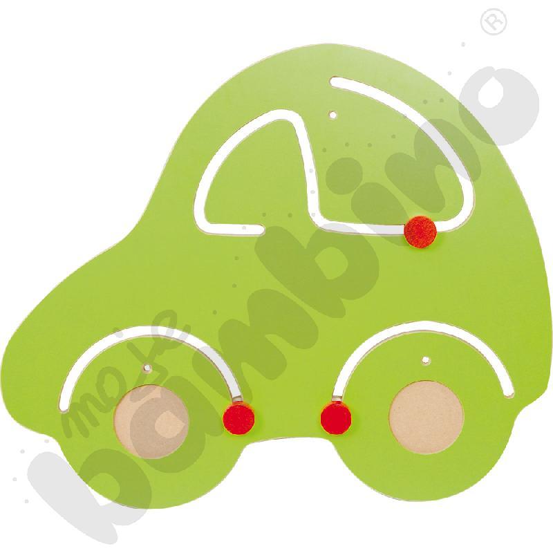 Aplikacja Samochód