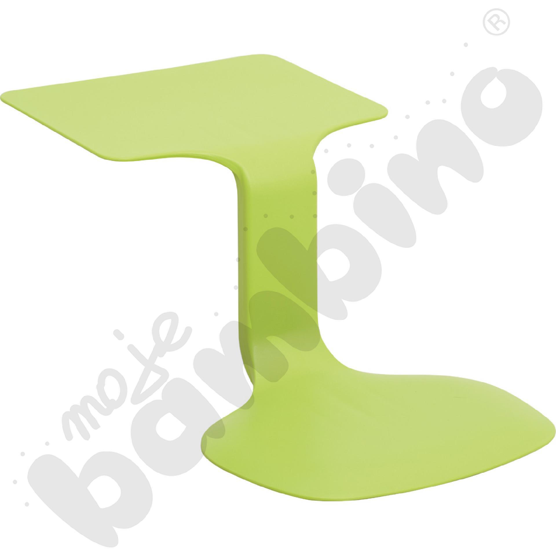 Stolik Z limonkowy