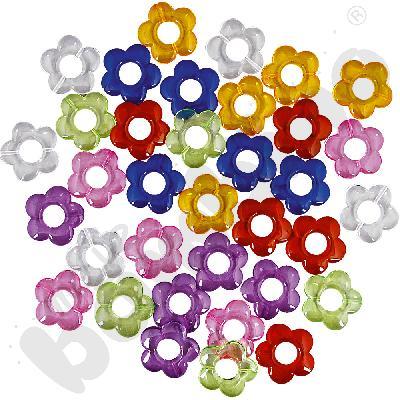 Landrynkowe kwiaty