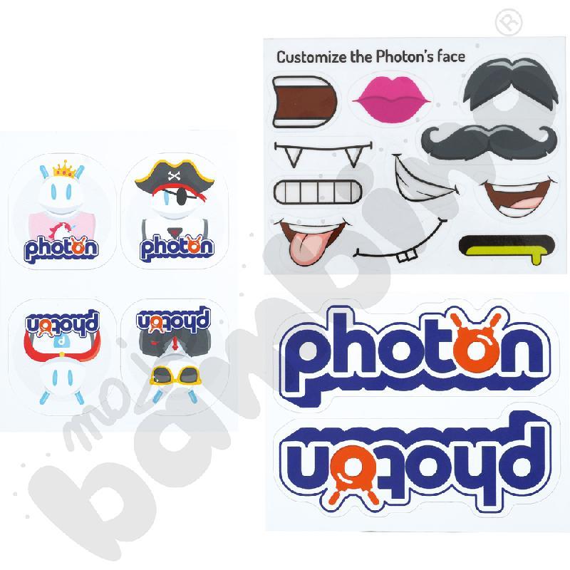 Naklejki do personalizacji Photona